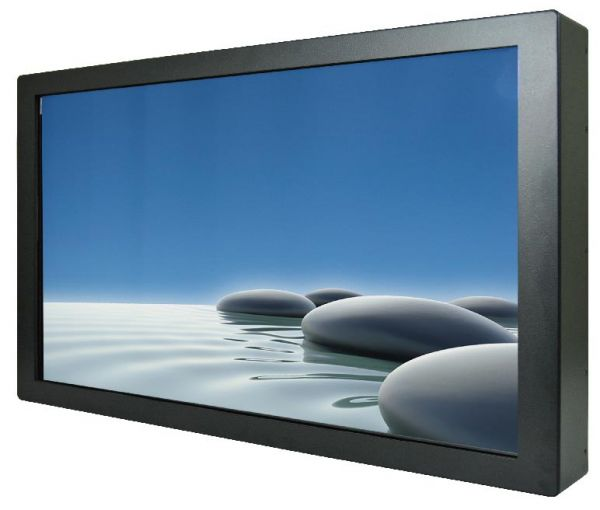 Front-right-WM 27W-VDP-CH / TL Produkt-Welten / Industriemonitor / Chassis (VESA-Mounting) / ohne Touch-Screen