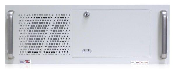 03-Front2-CL450x / TL Produkt-Welten / Industrie-PC / 19-Zoll Rack Mount / 7 Slots (ATX Mainboard)