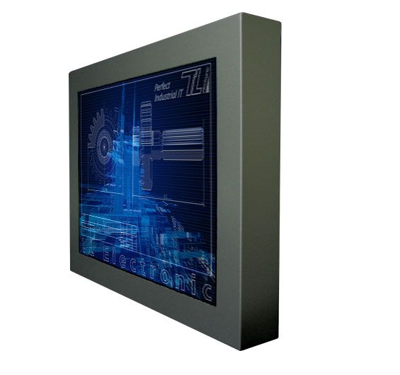 01-Chassis-Industriemonitor-R15L600-CHC3 / TL Produkt-Welten / Industriemonitor / Chassis (VESA-Mounting) Touch-Screen für 1-Finger-Bedienung
