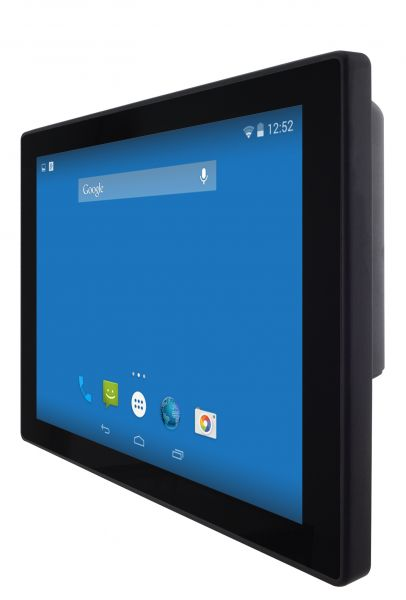 02-Rugged-Panel-Industrie-PC-R12FA3S-GSM2 / TL Produkt-Welten / Panel-PC / Chassis (VESA-Mounting) / Multitouch-Screen, projiziert-kapazitiv (PCAP)