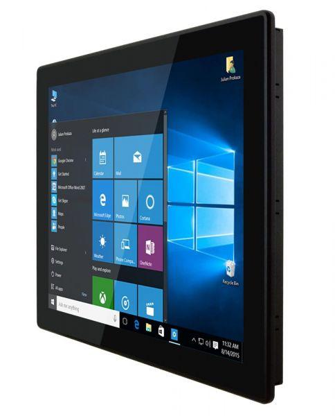 01-HMI-Panel-PC-Multi-Touch-R12IHWS-MHM2 /  TL Produkt-Welten / Panel-PC / Panel Mount (Einbau von vorne) / Multitouch-Screen, projiziert-kapazitiv (PCAP)