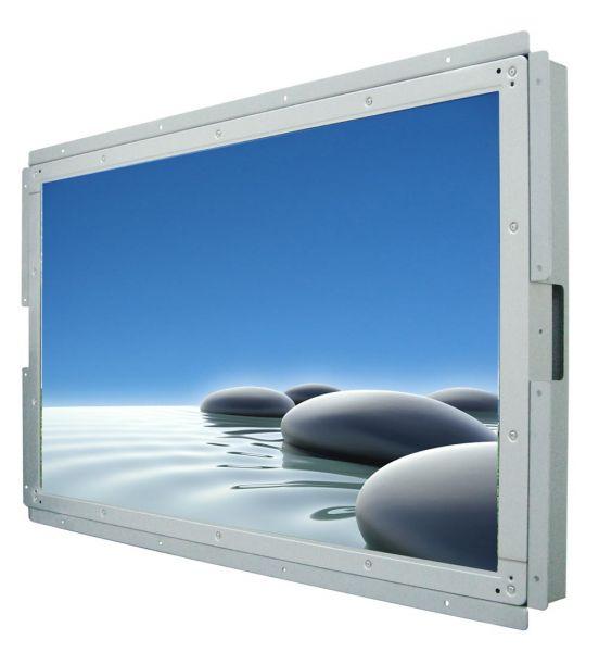 Front-right-WM 32W-VDP-ESU / TL Produkt-Welten / Industriemonitor / Open Frame (Einbau von hinten) / Touch-Screen für 1-Finger-Bedienung