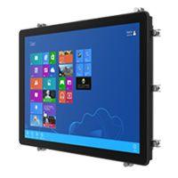 Front-right-R15IB3S-EHC3 / TL Produkt-Welten / Panel-PC / Panel Mount (Einbau von vorne) / Multitouch-Screen, projiziert-kapazitiv (PCAP)
