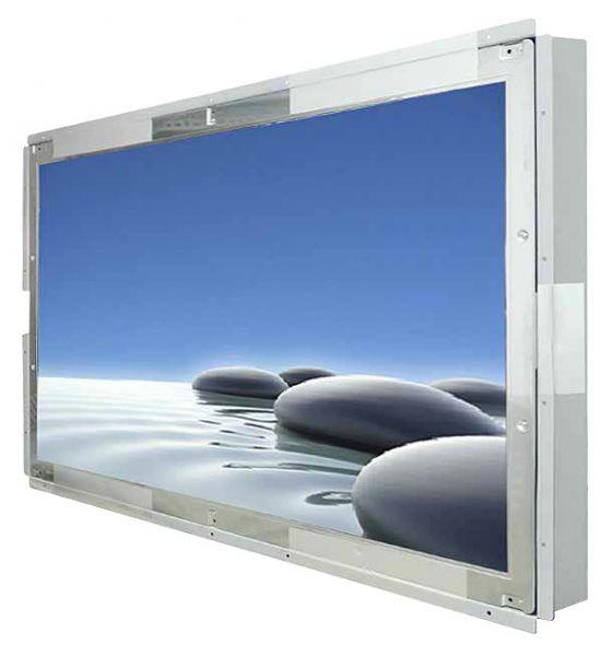 Front-right-WM 42W-VDP-ESS / TL Produkt-Welten / Industriemonitor / Open Frame (Einbau von hinten) / Touch-Screen für 1-Finger-Bedienung