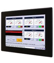 Front-R19IK7T-PMA1 / TL Produkt-Welten / Panel-PC / Panel Mount (Einbau von vorne) / Touch-Screen für 1-Finger-Bedienung